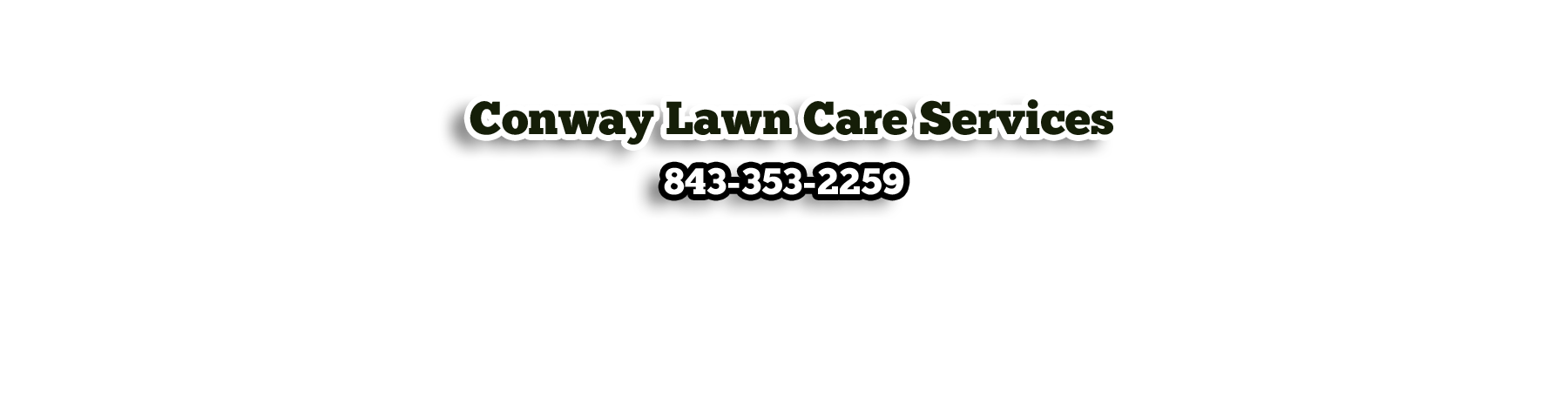 Conway Lawn Care Services